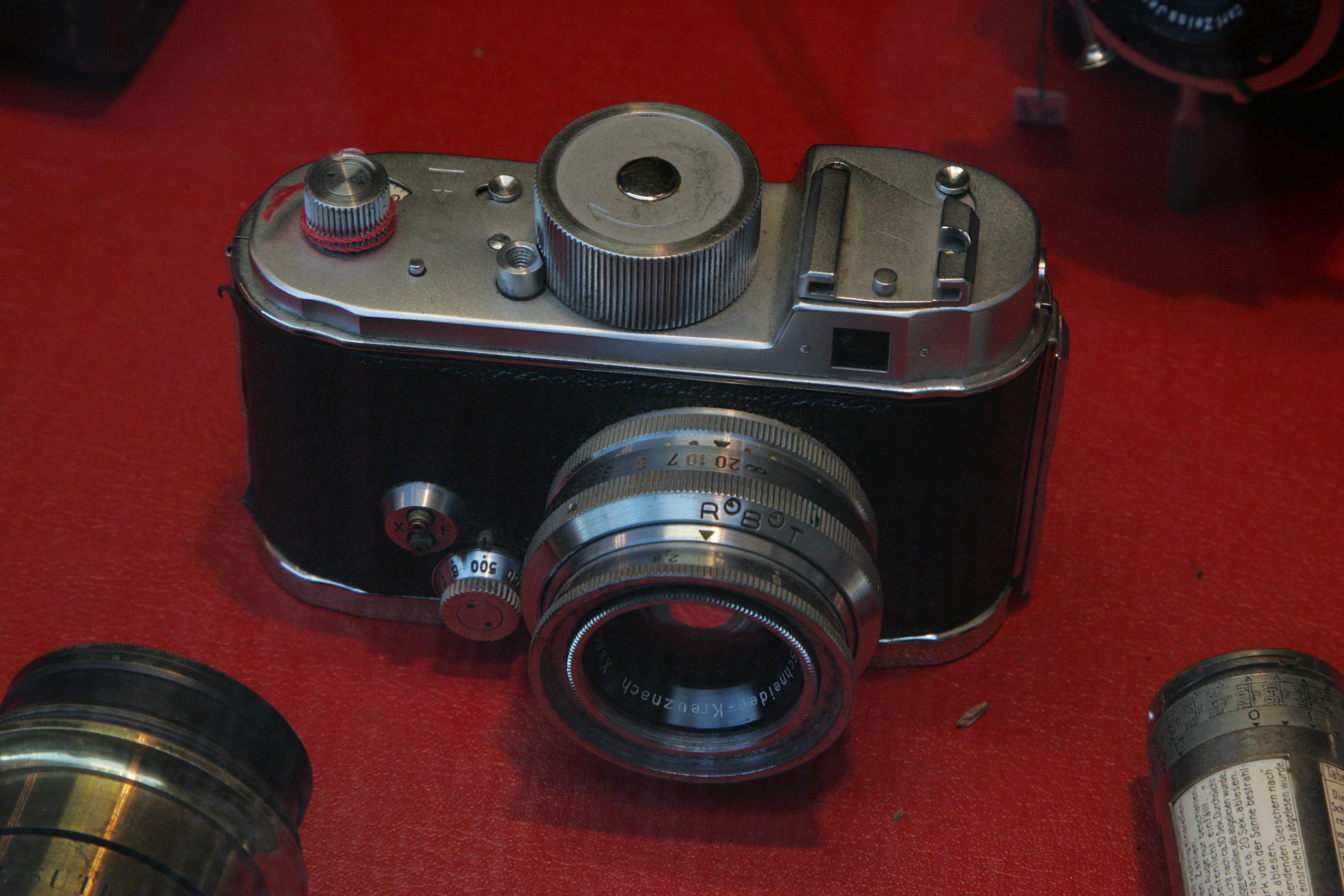 Robot II Camera