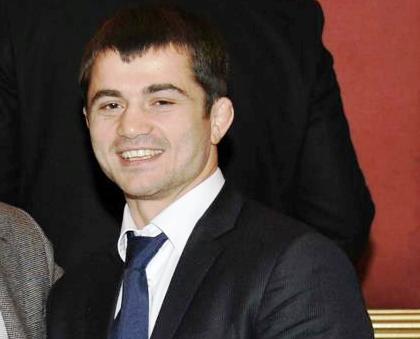 Rovshan Bayramov AZE