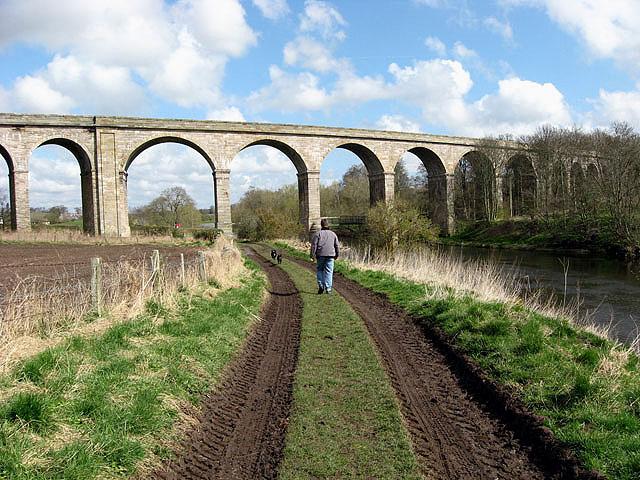 Roxburgh Viaduct - geograph.org.uk - 771871