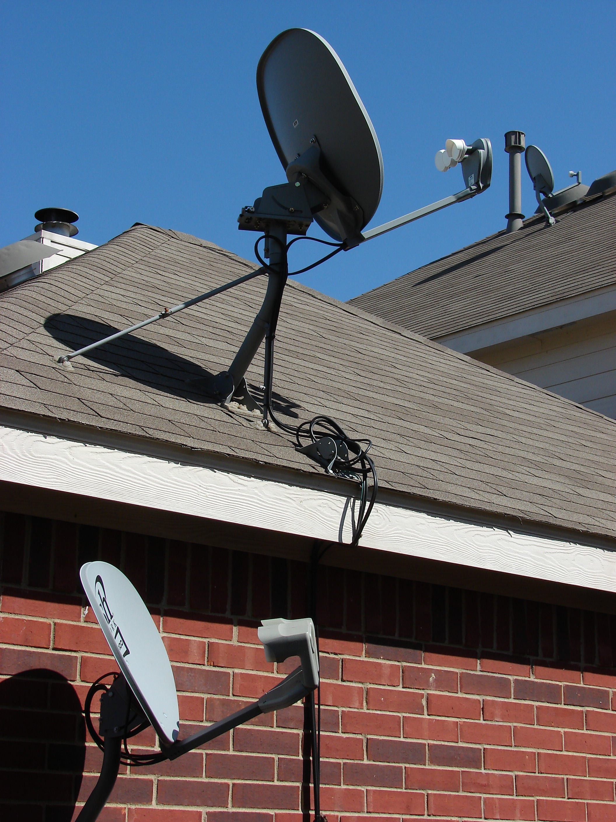 Satellite Television In The United States Wikipedia
