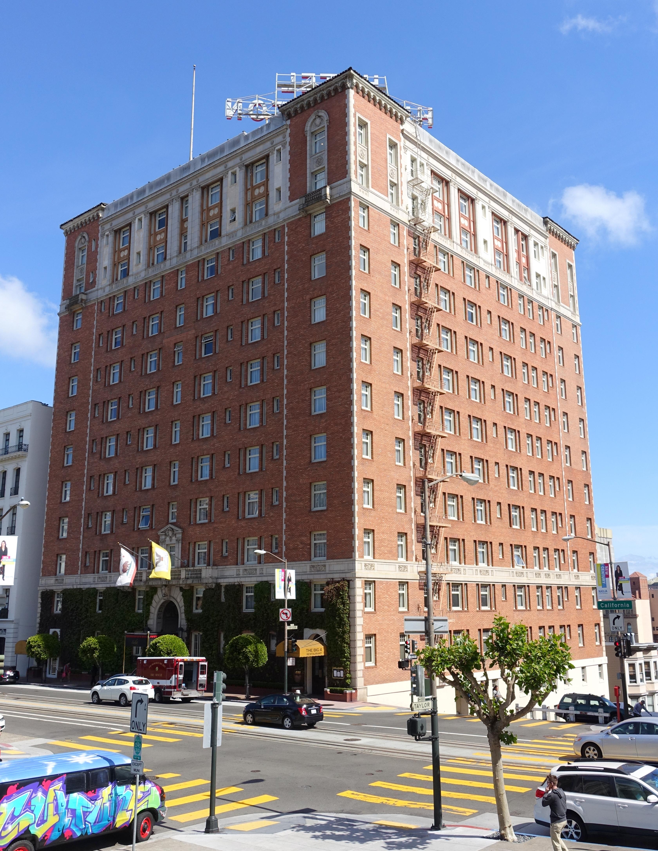 Scarlet Hotel San Francisco Spa