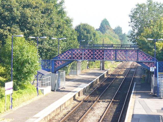 Shalford railway station - Wikipedia