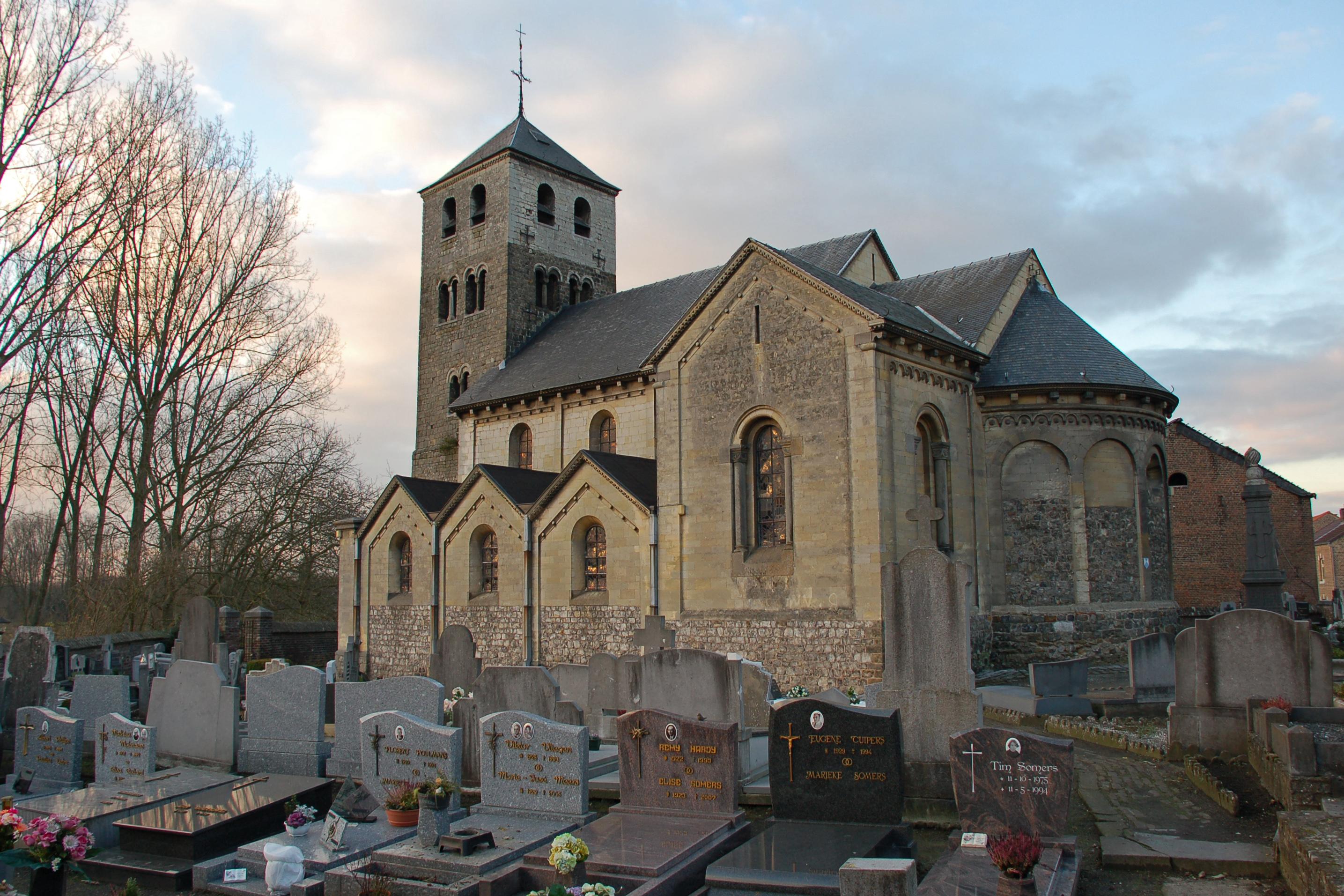 Sint-Servatiuskerk (Sluizen)