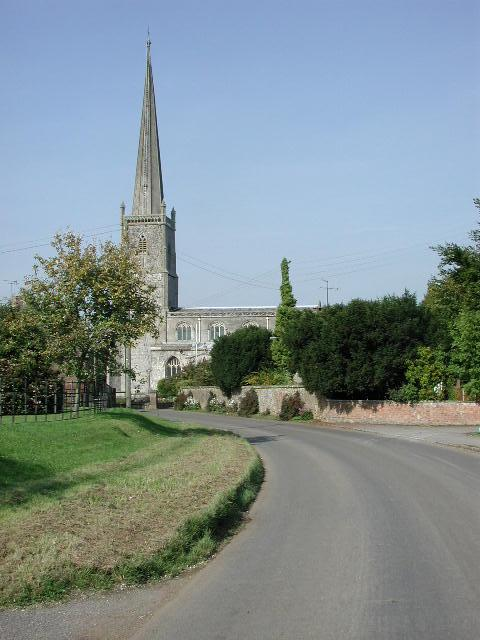 Slimbridge (Glos) St John.