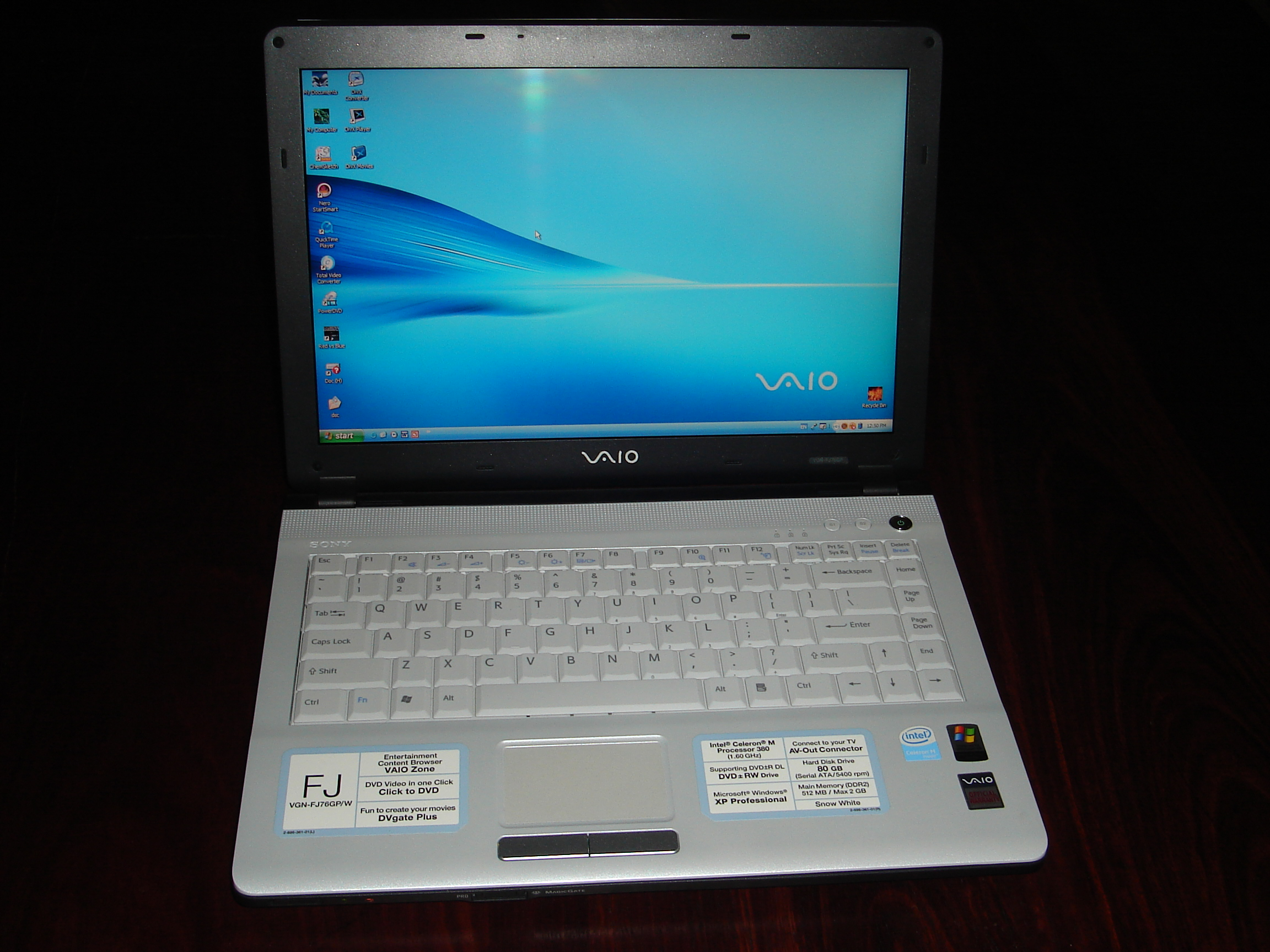 SONY VAIO VGN-FJ290 WINDOWS 7 X64 DRIVER