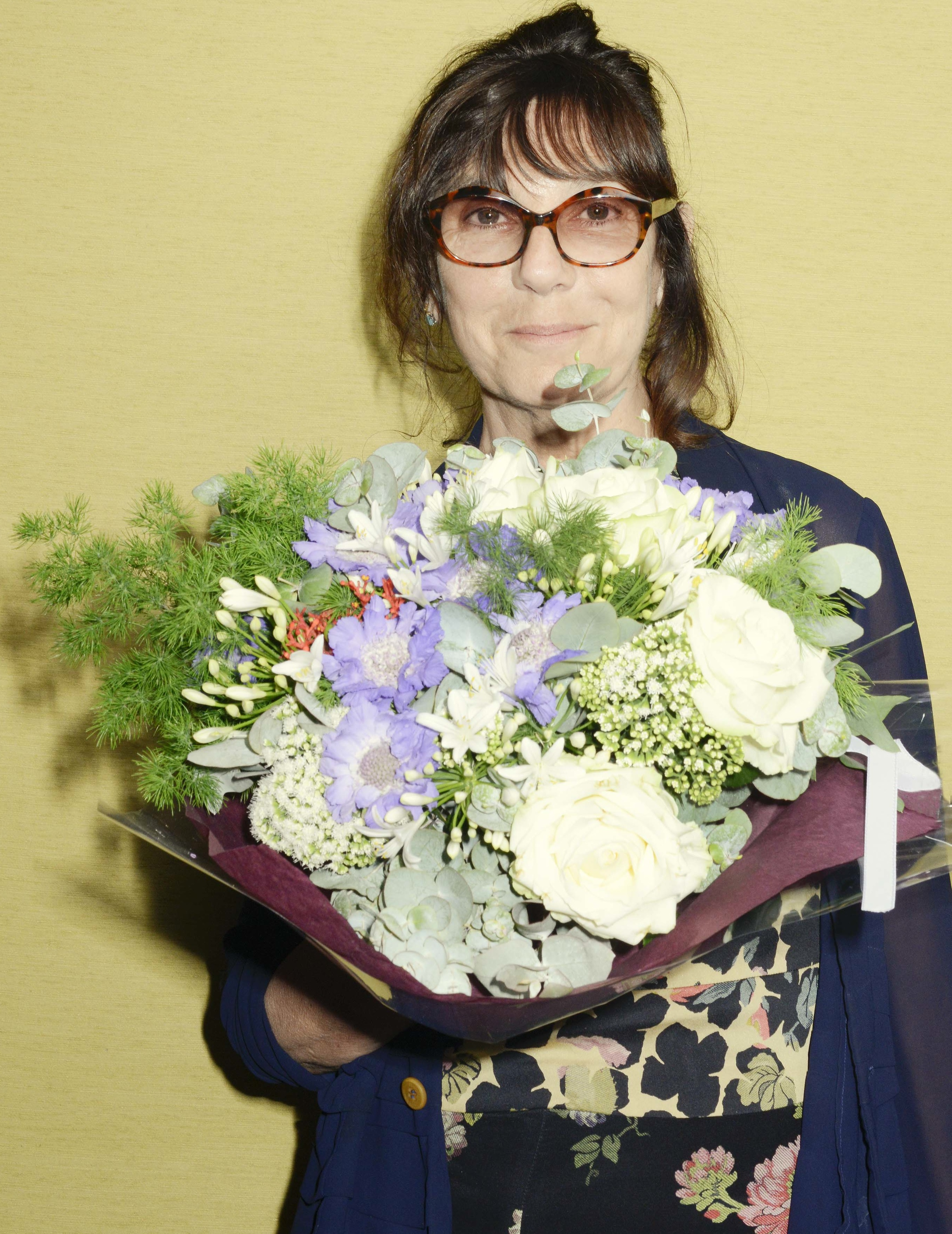 Image of Sophie Calle from Wikidata