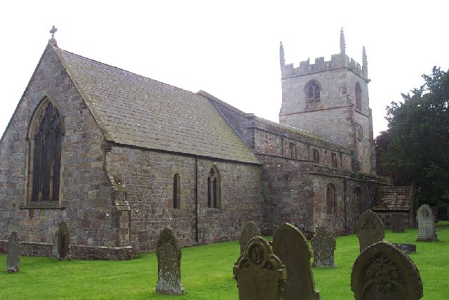 St. Peter, Alstonefield - geograph.org.uk - 120935