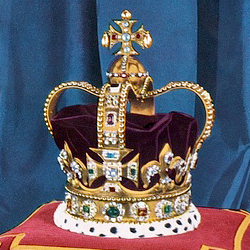Part of the Crown Jewels of the United Kingdom