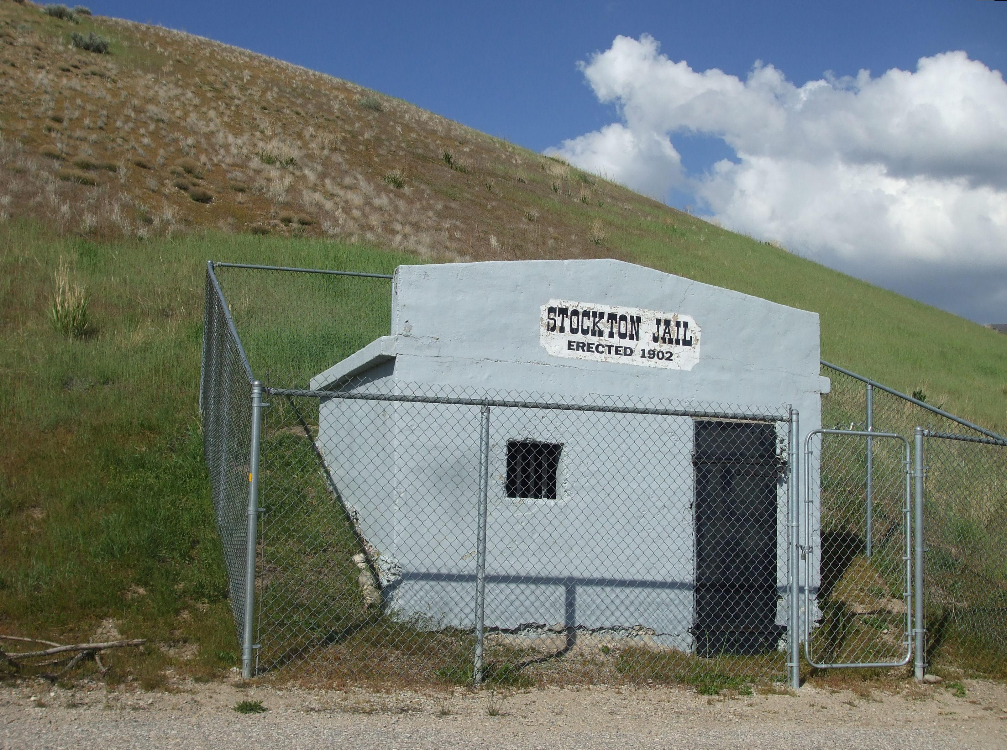Stockton Jail - Wikipedia