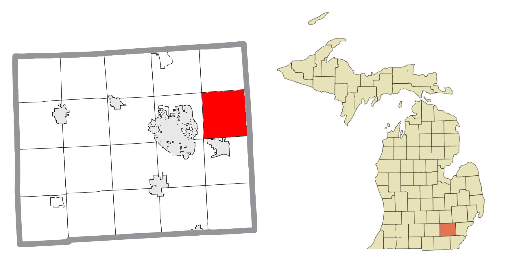 Superior Township, Washtenaw County, Michigan - Wikipedia