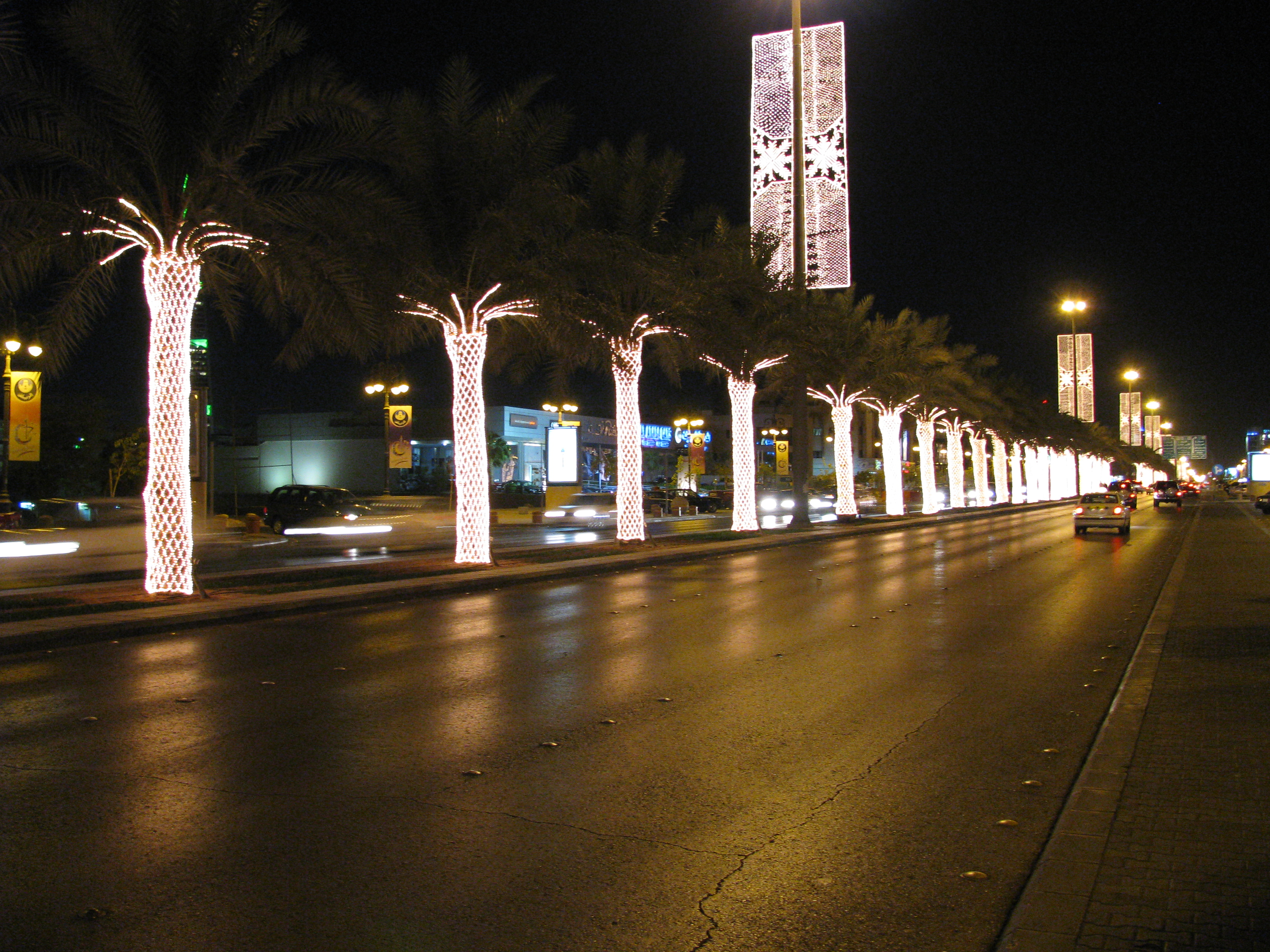 Explore the plans for Riyadh's public transportation at Riyadh Public Transport Visitor Centre. Source: Wikimedia