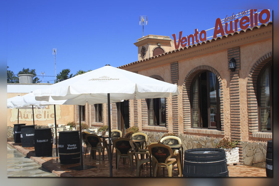File Terraza Tapear En Verano Venta Aurelio Restaurante