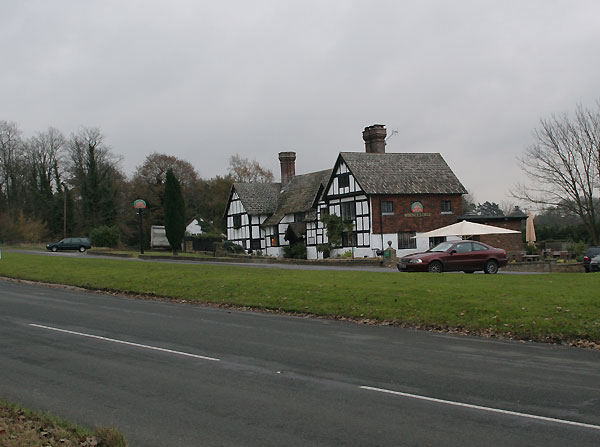 The Bolney Stage public house - geograph.org.uk - 84707
