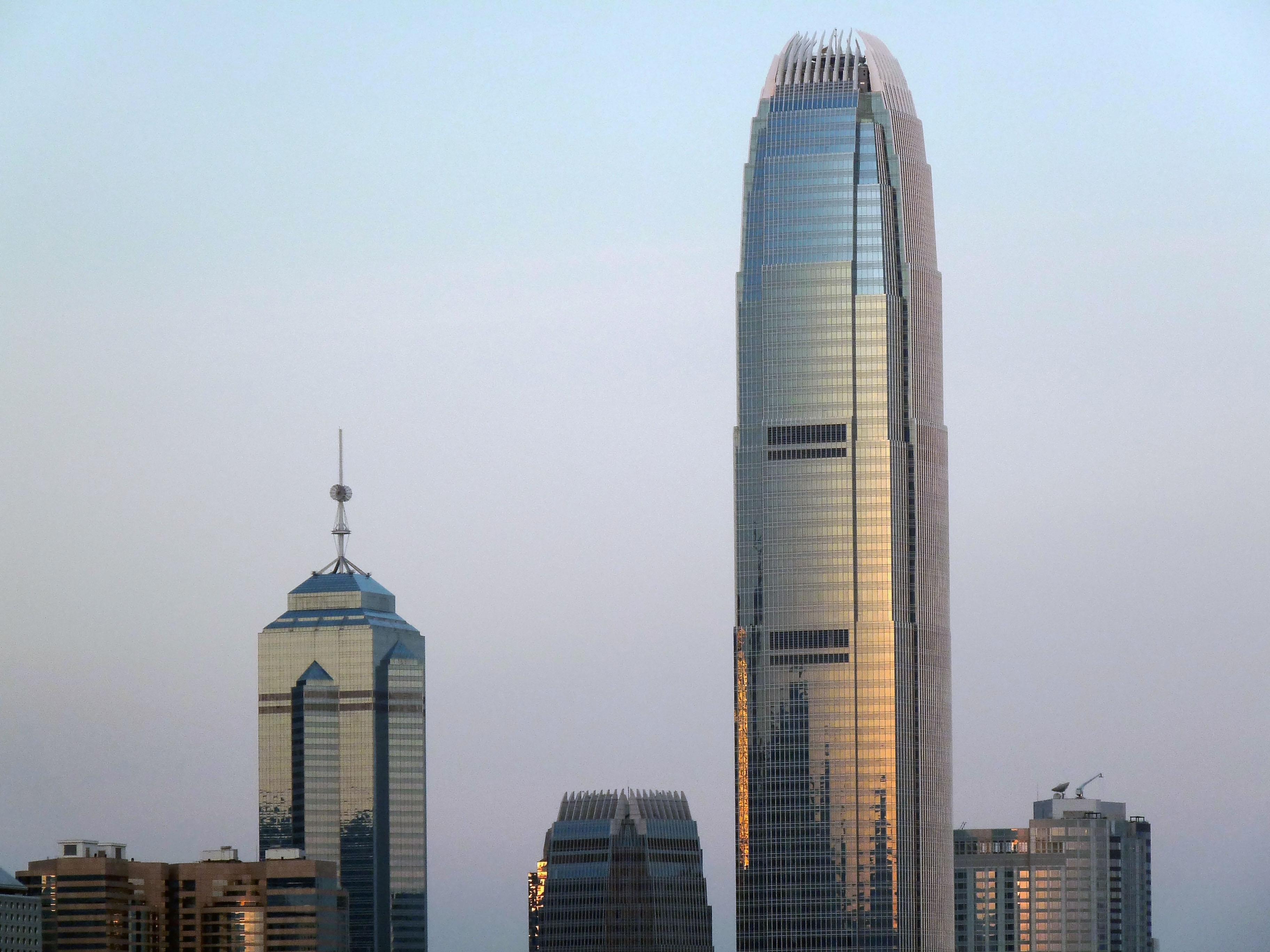 The Ifc Hong Kong International Financial Center