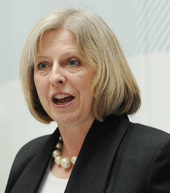 Prime Minister May