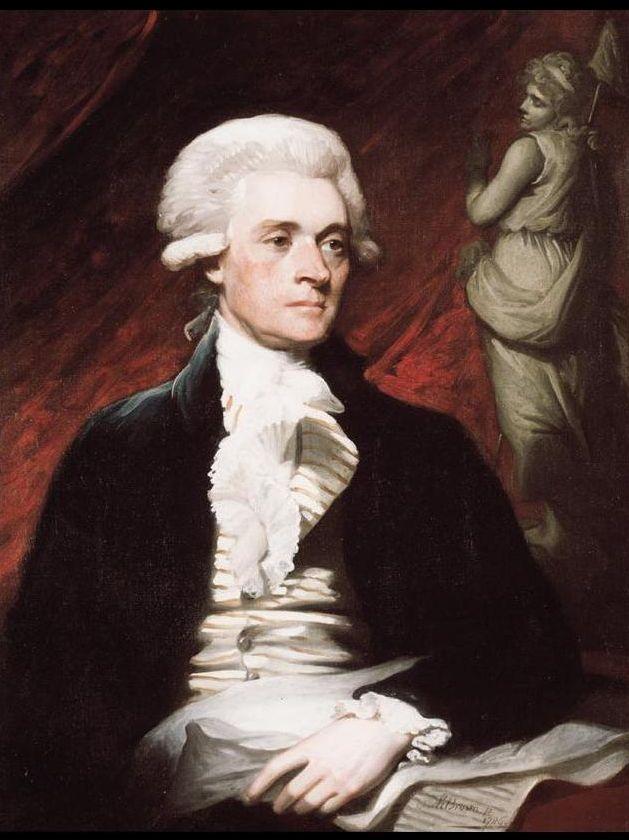 Thomas Jefferson Military Wiki Fandom Powered By Wikia