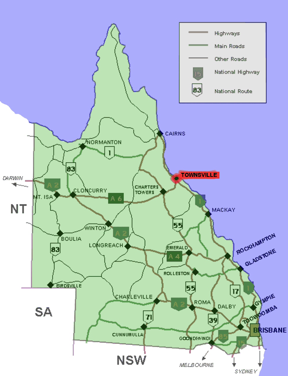 FileTownsville location map in QueenslandPNG Wikimedia Commons
