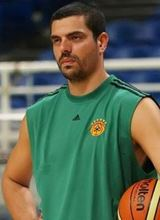 Greek professional basketball player and coach
