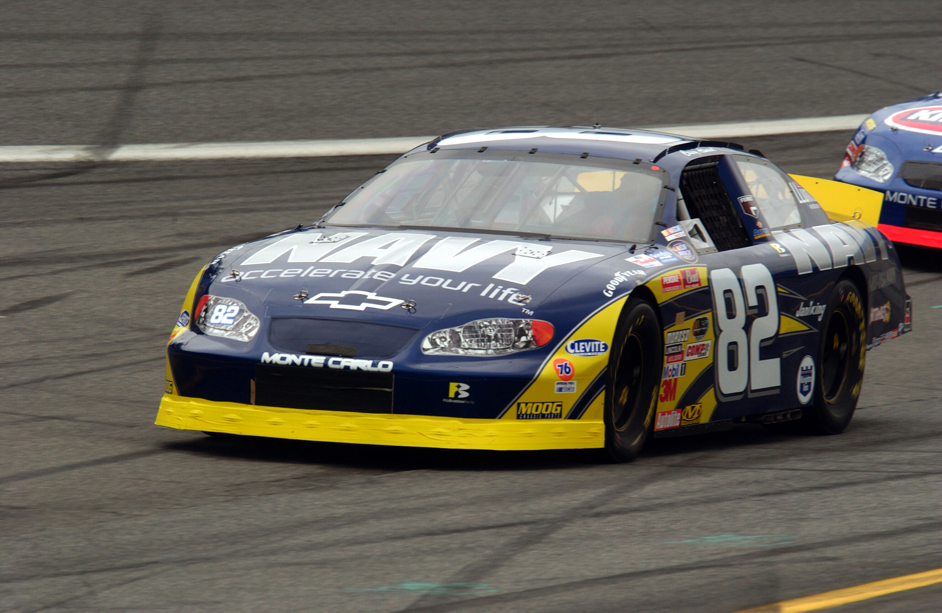 File:US Navy 030523-N-5862D-145 Casey Atwood drives the Fitz-Bradshaw racing team Chevy Monte ...