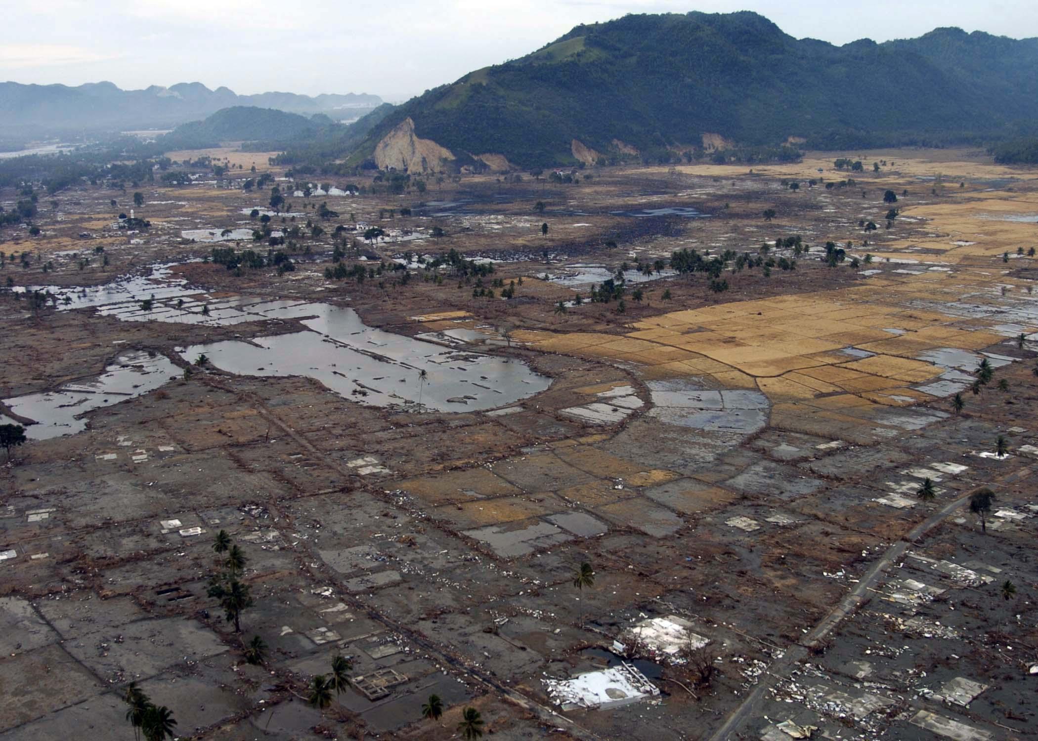 south east asian tsunamis