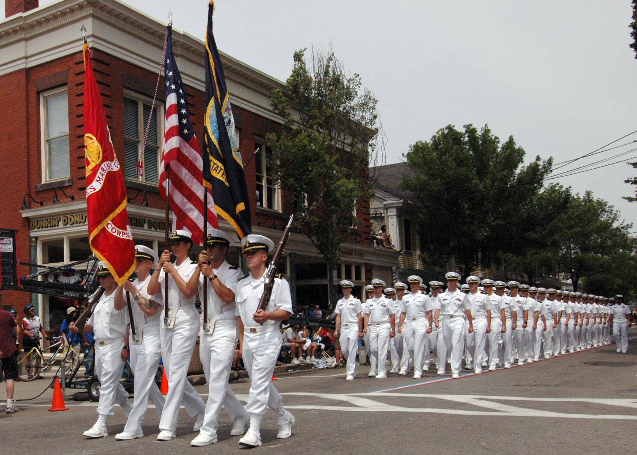 Military School In Rhode Island