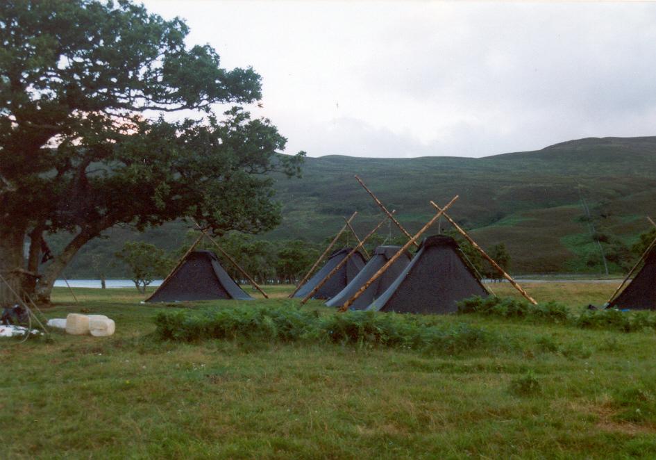 [ IMG] & German Boy Scout Tent