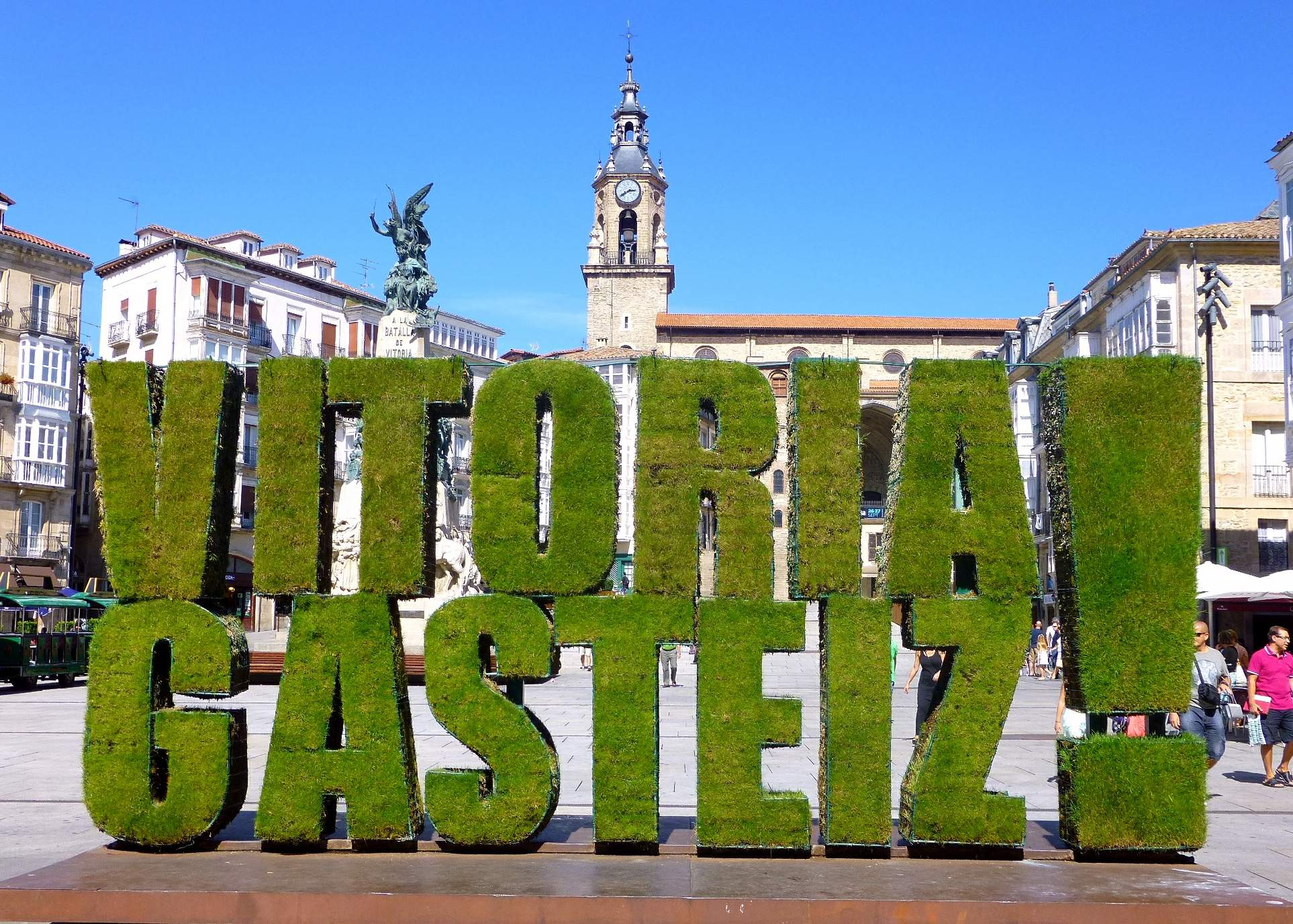 Archivo vitoria plaza de la virgen blanca logo vitoria for Trabajo en vitoria gasteiz