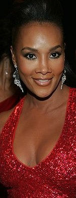 English: Vivica A. Fox backstage at the 2009 H...