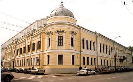 «Дом Болконских» в Москве (ул. Воздвиженка, 9)