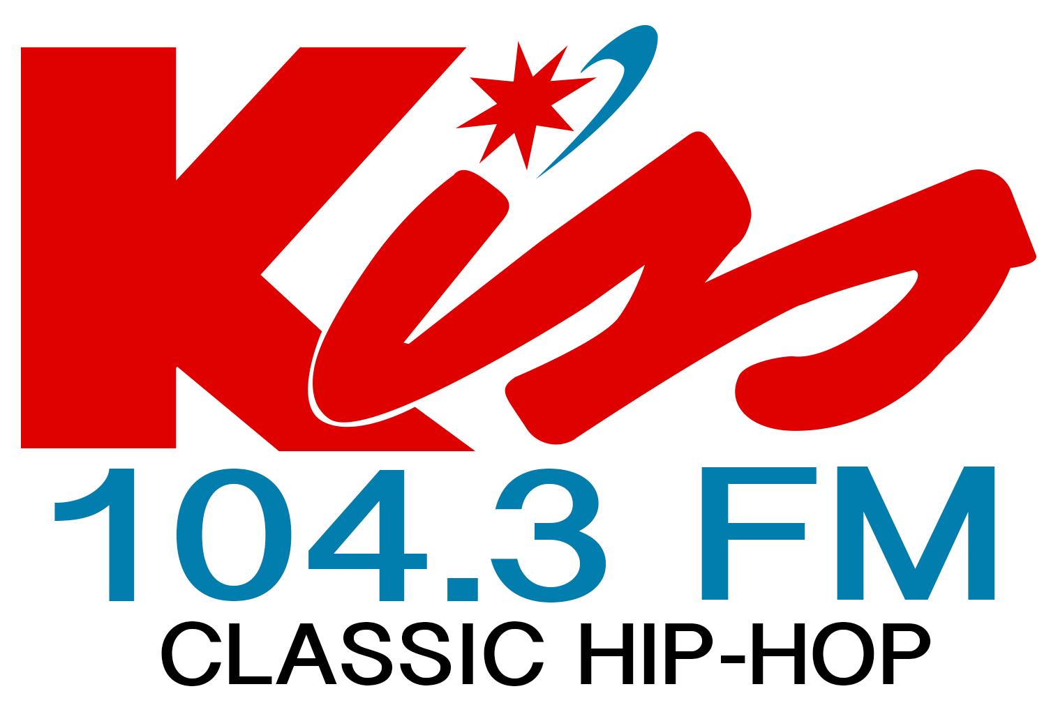Image result for kiss fm logo