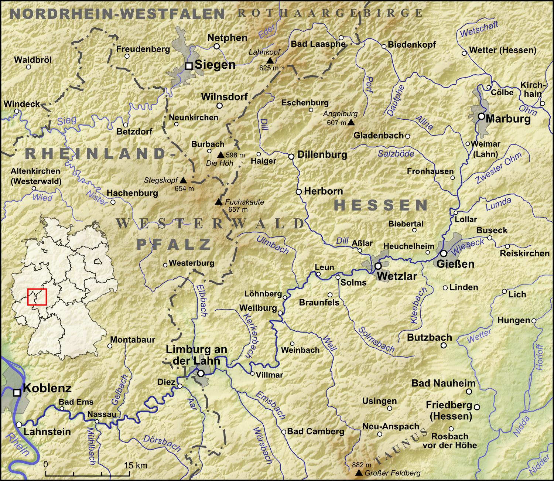 Westerwald Karte.Datei Westerwald Png Wikipedia