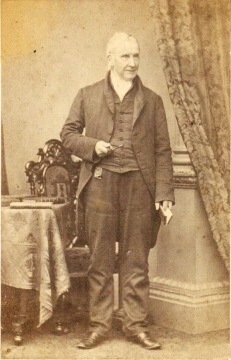 image of William Miller