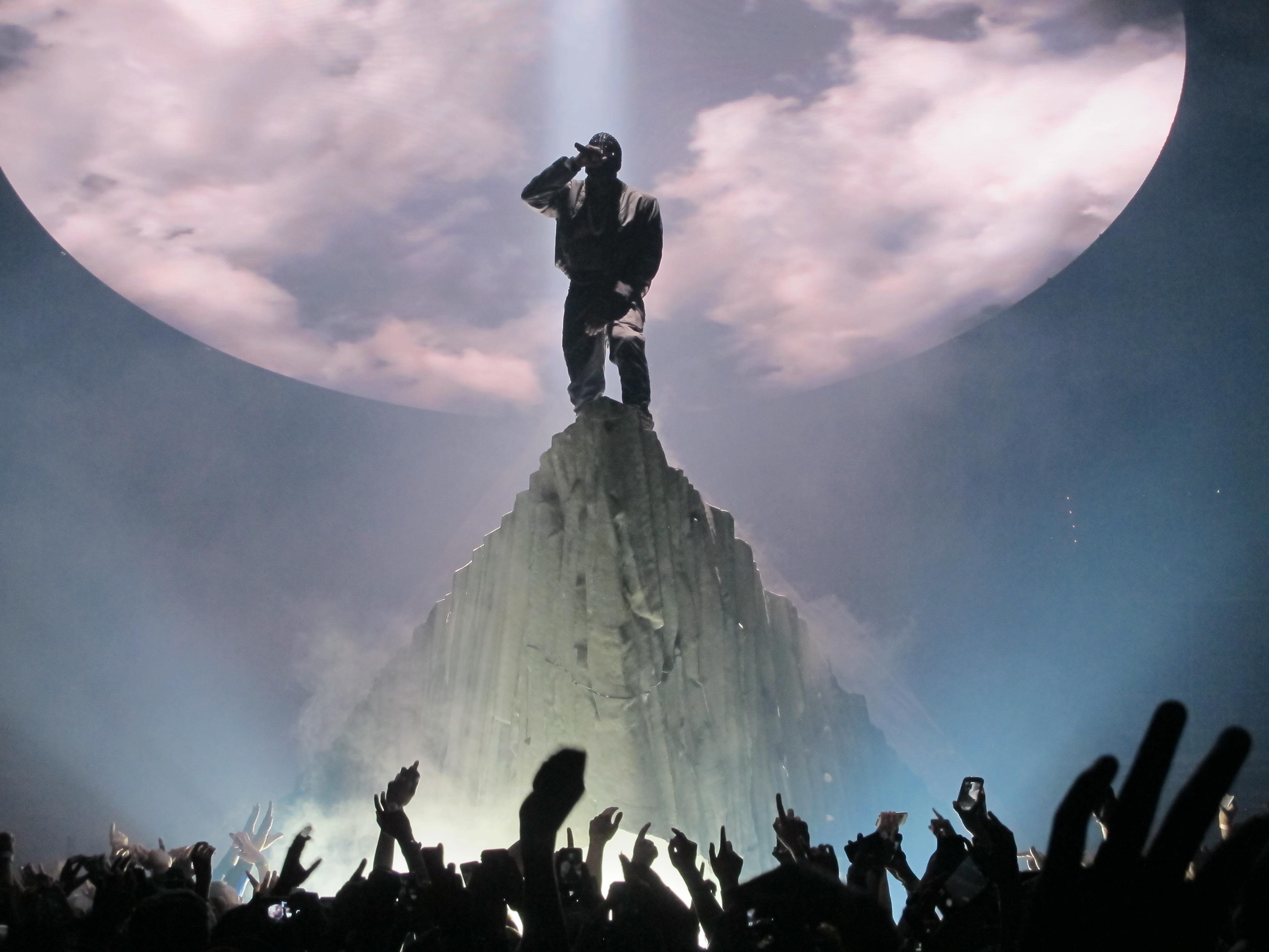 Kanye Saint Pablo Tour Merch