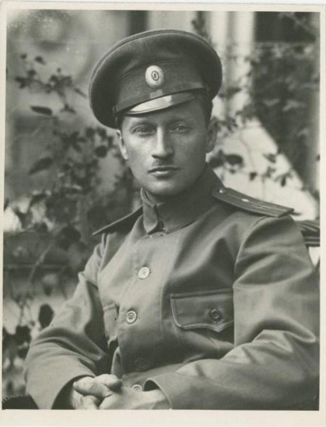Image of Alexandre Danilovitch Grinberg from Wikidata