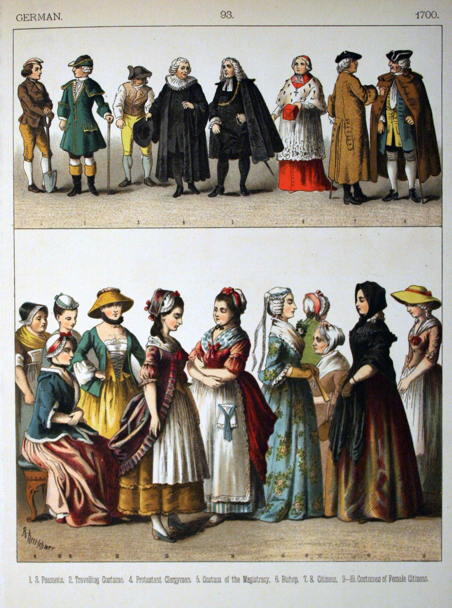 File:1700, German. - 093 - Costumes of All Nations (1882)