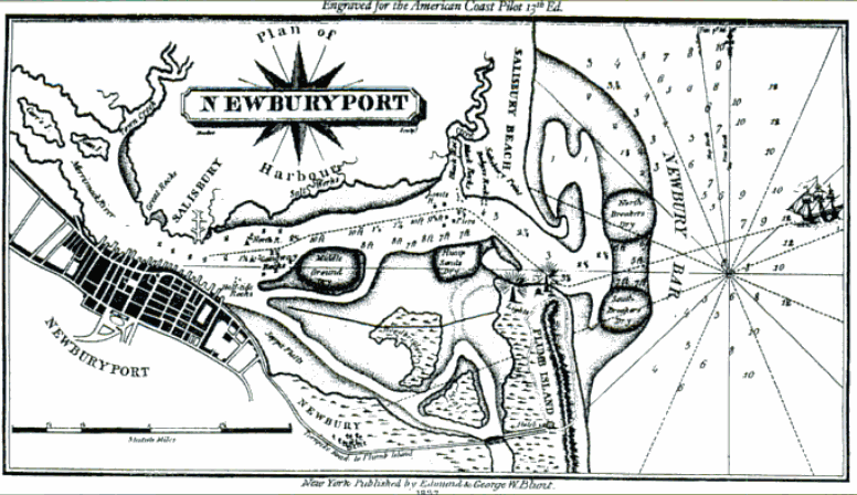File:1806 map NewburyportMA byWilliamHooker.png - Wikimedia ... on plum island map, westfield ma map, plum island, newbury ma map, millers falls ma map, essex county, nashua ma map, george whitefield, cohasset ma map, kittery ma map, plymouth ma map, manchester by the sea ma map, east orleans ma map, boston harbor ma map, camp edwards ma map, pawtucket ma map, duxbury ma map, taunton ma map, rhode island ma map, north leominster ma map, greenwich ma map, the berkshires ma map, salem ma map, merrimack river,