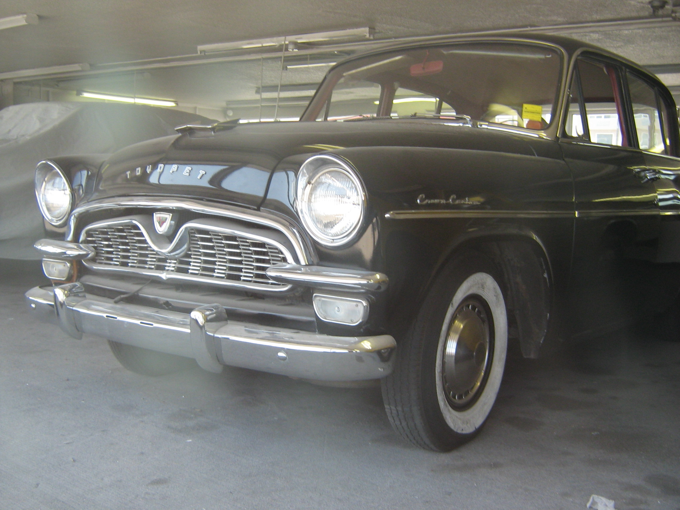 File Toyota Toyopet Crown Custom Jpg Wikimedia