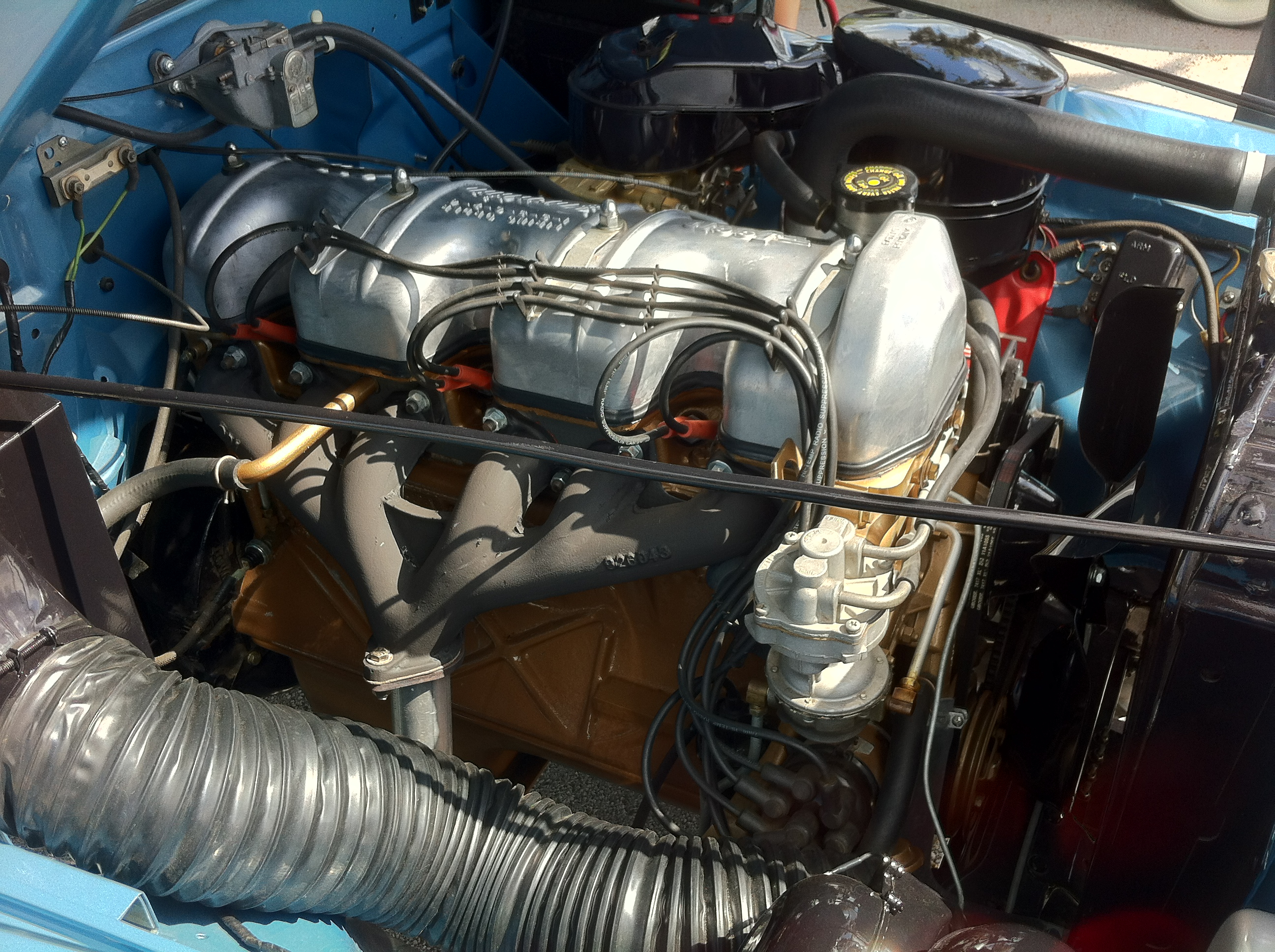 Jeep Pickup Fl Engine R
