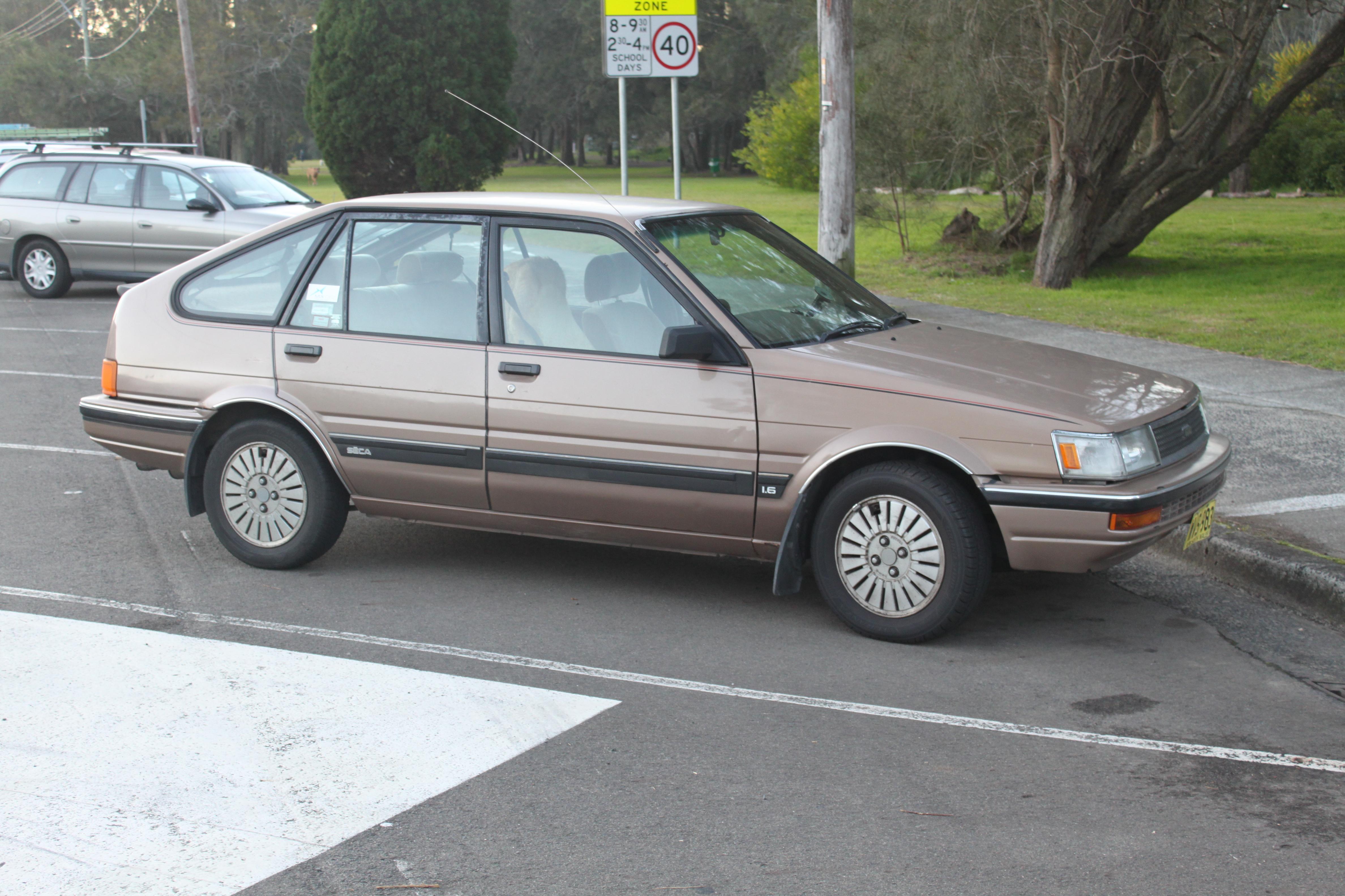 Kekurangan Toyota Corolla 1987 Perbandingan Harga