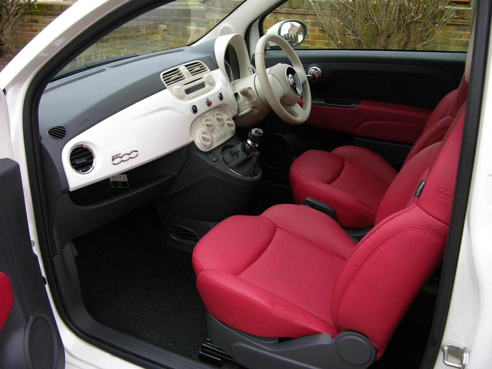 file 2008 fiat 500 1 4 lounge flickr the car spy 6 jpg wikimedia commons. Black Bedroom Furniture Sets. Home Design Ideas