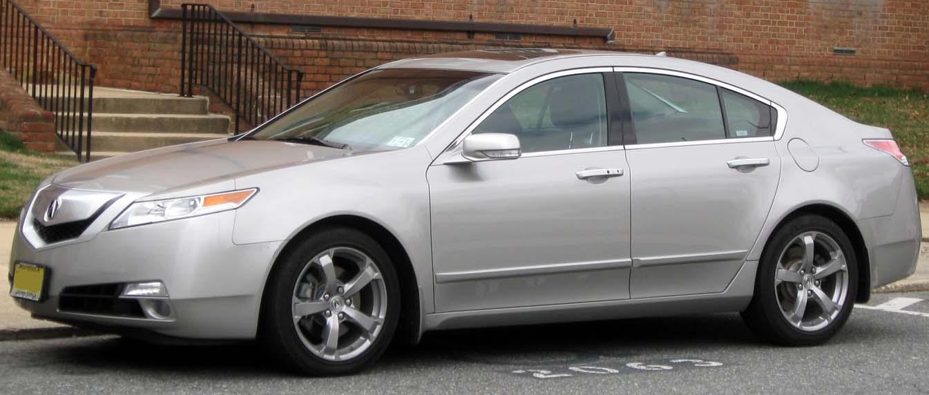 2011 Acura TL Base - Sedan 3.5L V6 auto
