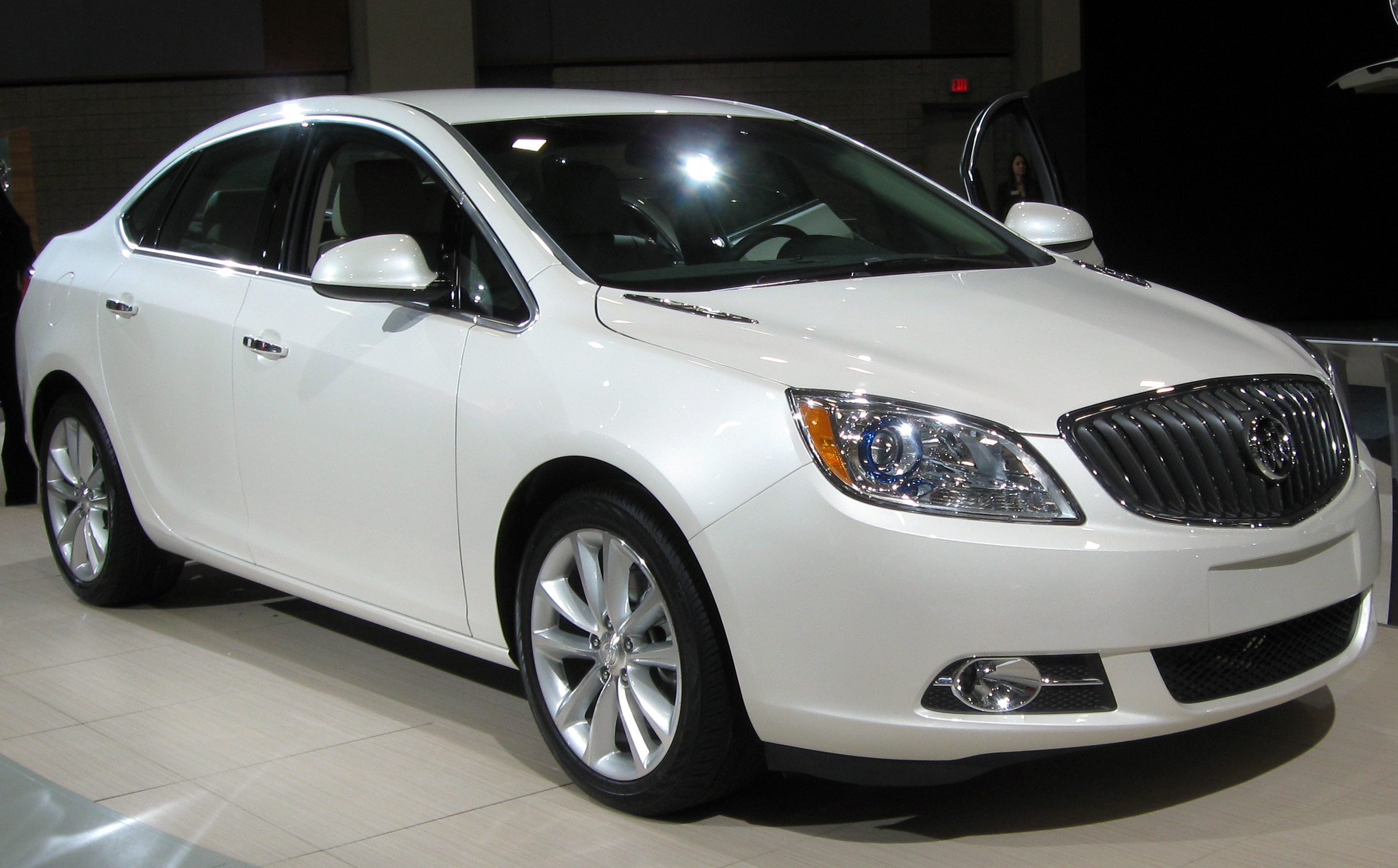 Buick Verano Rumored To Be Phased Out In The Us In 2017 Wall