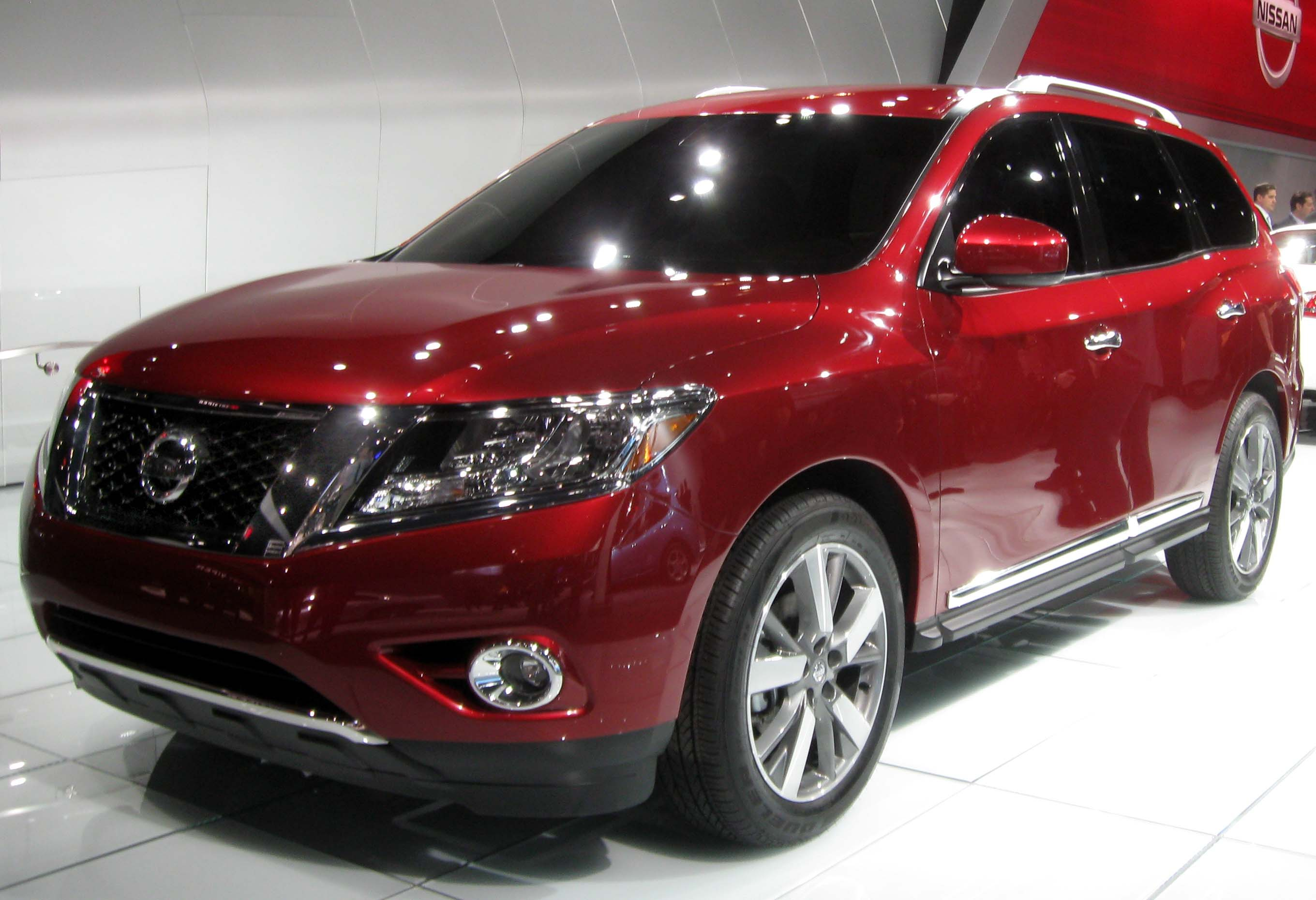 Description 2013 Nissan Pathfinder concept -- 2012 NYIAS.JPG