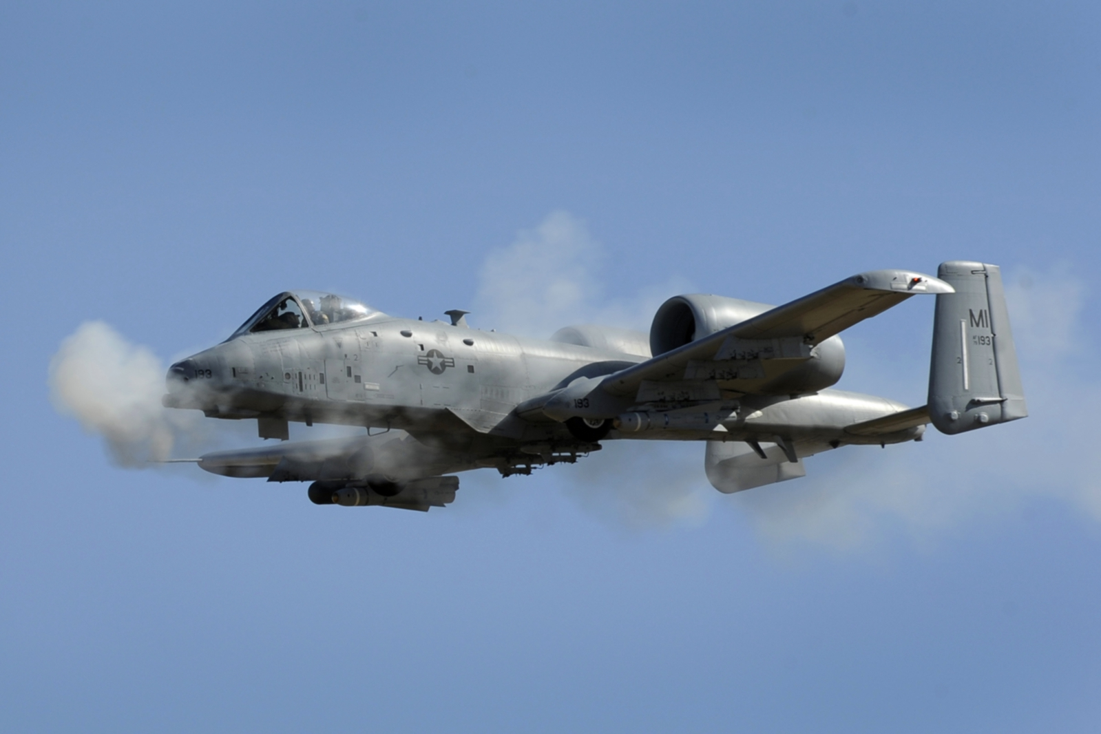 A 10 Warthog Firing | www.pixshark.com - Images Galleries ...