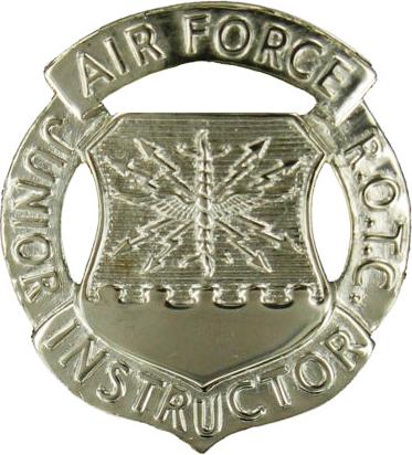 AFJROTC Instructor Badge