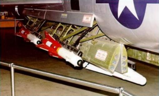 "Convair F-102A ""Delta Dagger"", 1960  [1:48 - Revell] AIM-4D"