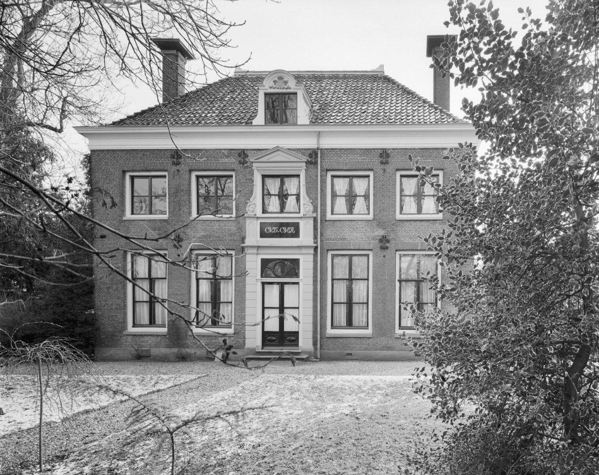 Huis oud over hoofdgebouw in loenen aan de vecht monument - Huis verlenging oud huis ...
