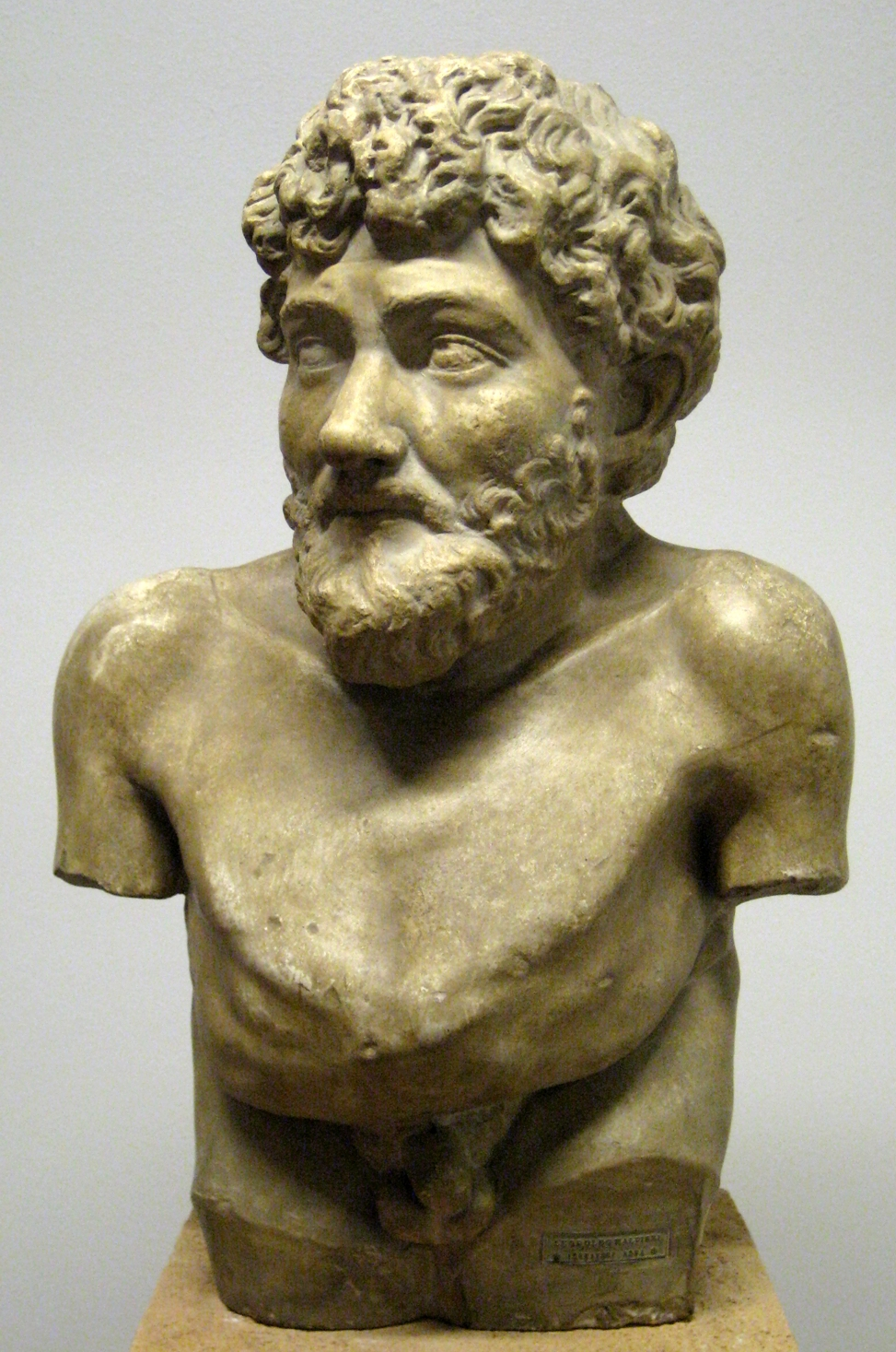 Portrait of Aesop