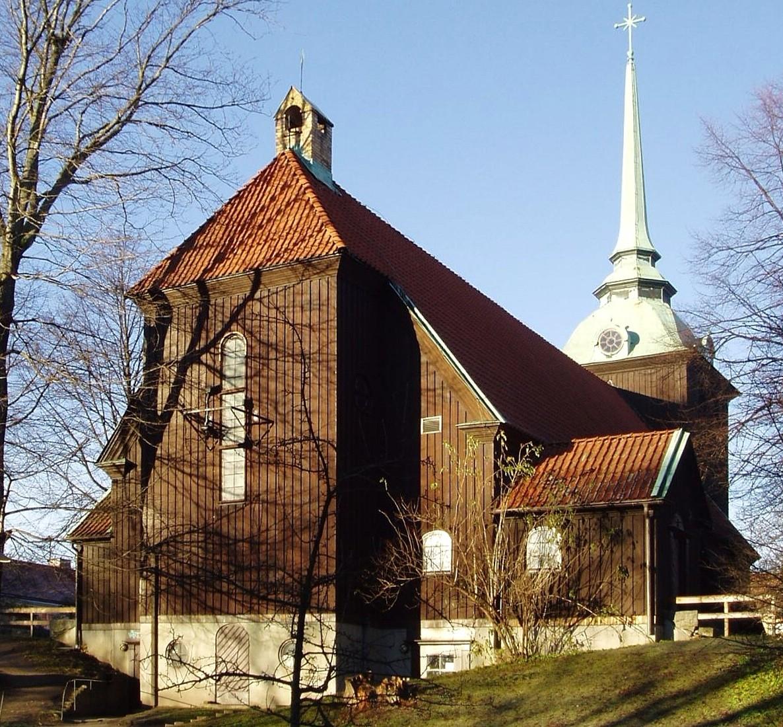 Bild av Allhelgonakyrkan