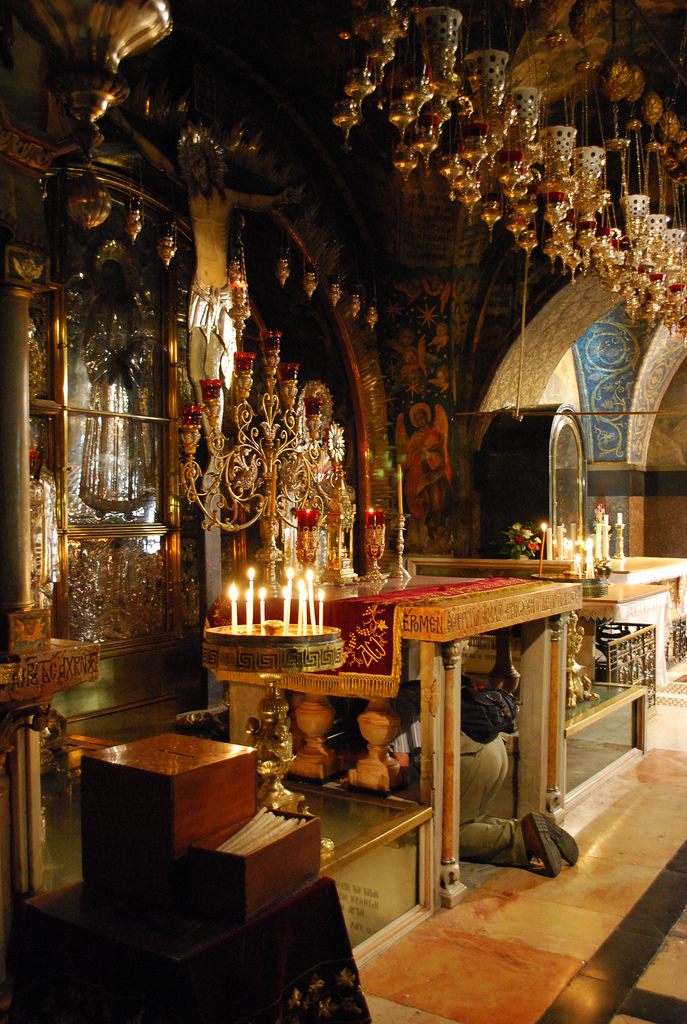 Golgotha altar dans images sacrée Altar_Golgotha